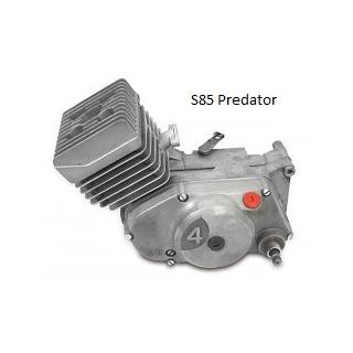 Komplettmotor 85ccm Predator