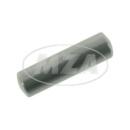 Zylinderstift 2,5x8-St (DIN 7- mh8) - ungehärtet mit...