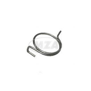 Drehfeder für Kupplungshebel am Motor - M52, M53, M54 - S50, KR51/1