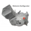 Simson S51 Motorenüberholung konfigurieren - Lager...
