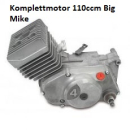 Komplettmotor 110ccm Big Mike - aus Neuteilen