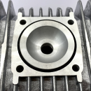 Zylinderkopf f. 110ccm Tuningzylinder PZ/ZT mit O-Ring-Abdichtung