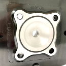 Zylinderkopf MTX130 fertig bearbeitet mit O-Ring-Abdichtung