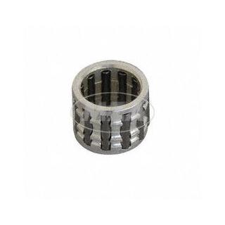 Hochleistungs-Nadelkranz für Ø12mm-Kolbenbolzen - Ø12x16x13 mm - Lagerkäfig versilbert
