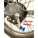 Bremszug Einsteller als Set   ROT