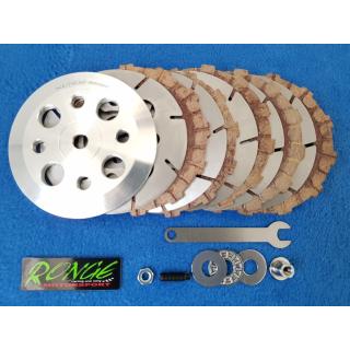 Kupplungskit 5L mit Nadelgelagerte Kupplungsdruckplatte für S50 und Schwalbe
