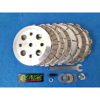 Kupplungskit 6L mit Nadelgelagerte Kupplungsdruckplatte für S50 und Schwalbe