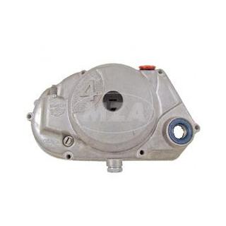 Kupplungsdeckel 4-Gang, natur - vormontiert, inkl. DZM-Antrieb - f. Motortypen M500-M700