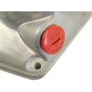 SET Kupplungsdeckel -4- ohne DZM, natur - teilweise vormontiert - f. Motortypen M500-M700