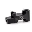 PZ | CNC Bremsknochen | Schwarz