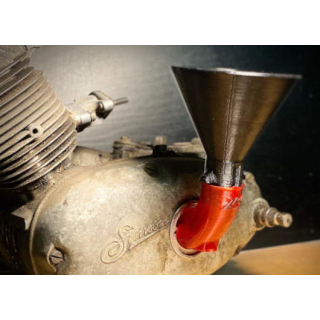 Trichter Mit Öladapter - ein Muss für jede Werkstatt f. Simson Gebläsemotoren Motoren