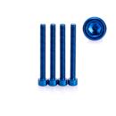 Schraubensatz für Simson Schutzblech Vorn Blau